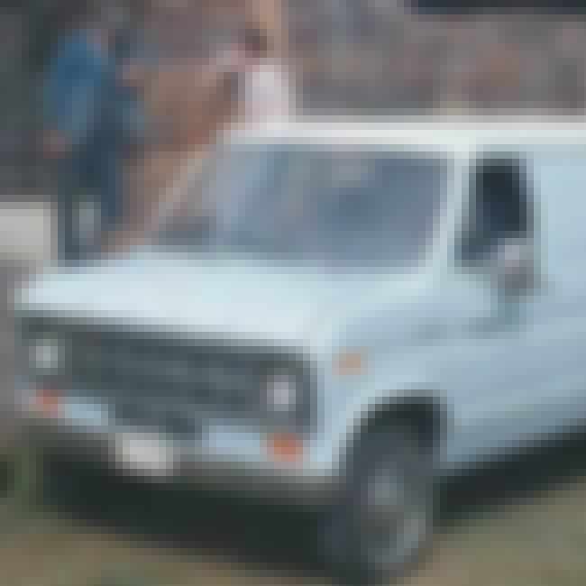 1989 Ford E150 Van is listed (or ranked) 7 on the list List of 1989 Fords