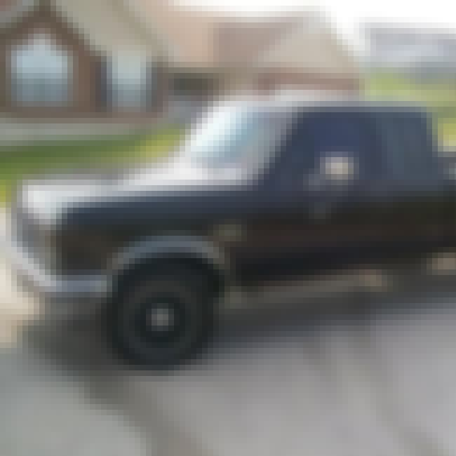 1989 Ford Courier is listed (or ranked) 6 on the list List of 1989 Fords