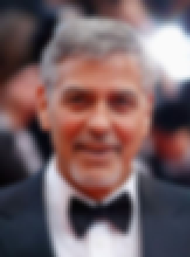 George Clooney is listed (or ranked) 5 on the list 50+ Celebrities Who Have Almost Died