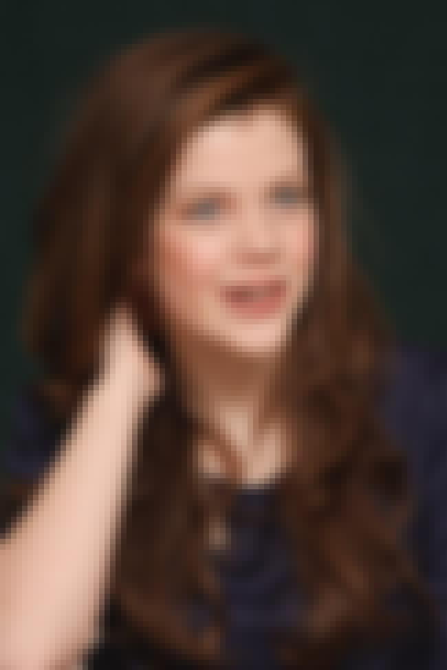 Georgie Henley is listed (or ranked) 7 on the list Cute Young Actresses