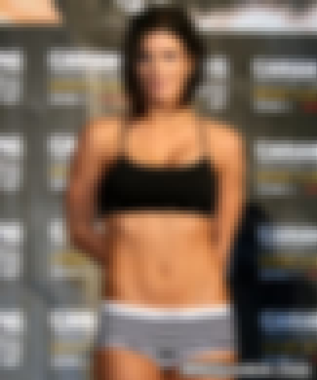 Gina Carano is listed (or ranked) 7 on the list Bikinipedia- F-G