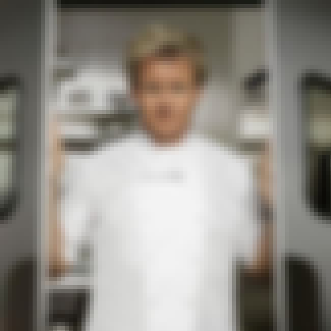 Gordon Ramsay is listed (or ranked) 1 on the list List of Famous TV Chefs