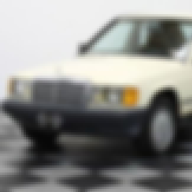 1985 Mercedes-Benz 190 is listed (or ranked) 2 on the list List of Popular Mercedes-Benz W201s