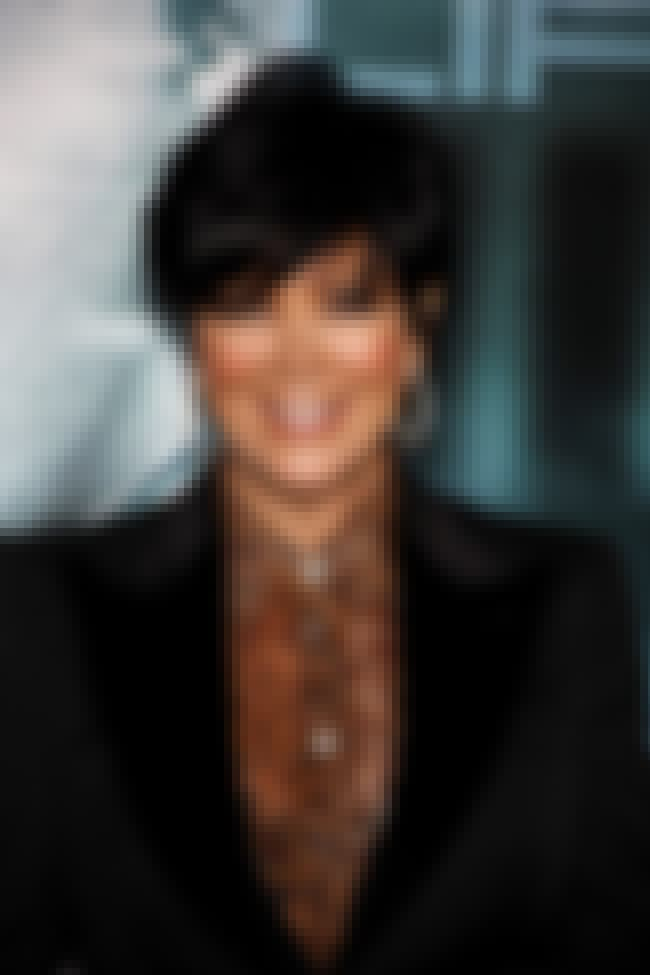 Kris Jenner is listed (or ranked) 5 on the list Members of the Kardashian Family