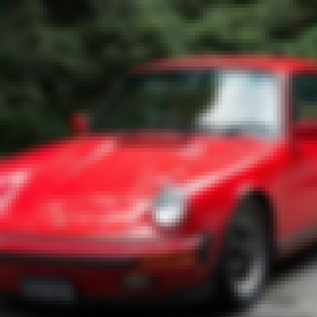 1987 Porsche 911 Coupé is listed (or ranked) 5 on the list List of Popular Porsche 911s