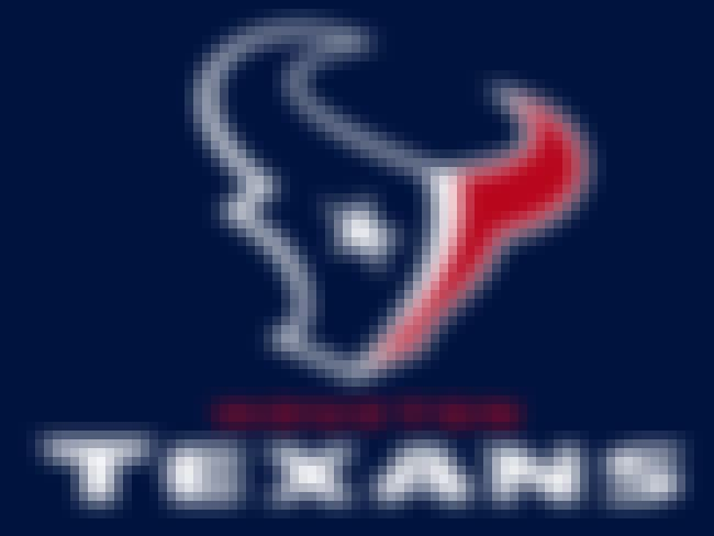 Houston Texans is listed (or ranked) 3 on the list The Best Uniforms In The NFL