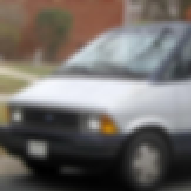 1992 Ford Aerostar Station Wag... is listed (or ranked) 3 on the list List of 1992 Fords