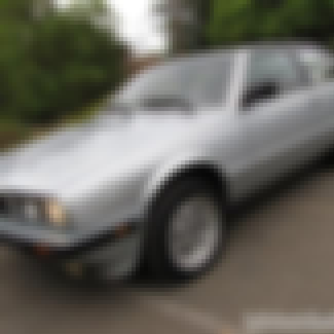 1985 Maserati Biturbo Coupé is listed (or ranked) 1 on the list List of Popular Maserati Biturbos