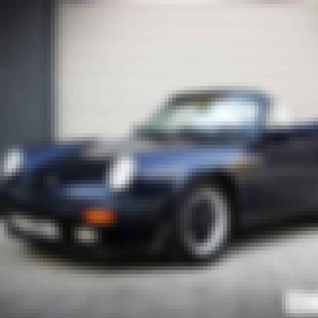 1987 Porsche 911 Convertible is listed (or ranked) 4 on the list List of Popular Porsche 911s