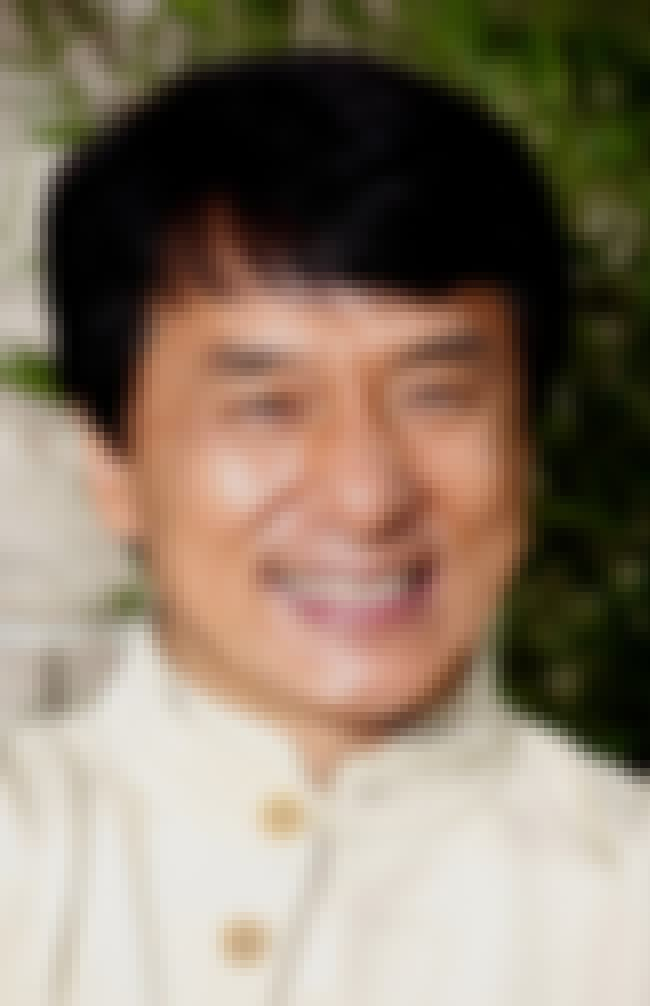 Jackie Chan is listed (or ranked) 6 on the list List of Famous Martial Artists
