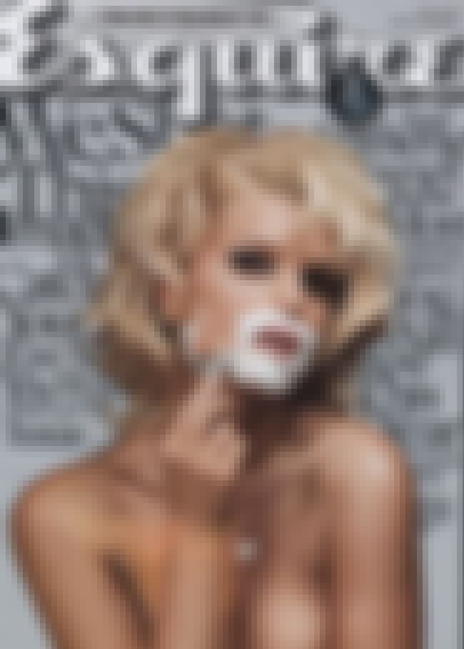 Jessica Simpson is listed (or ranked) 8 on the list The Best Esquire Covers