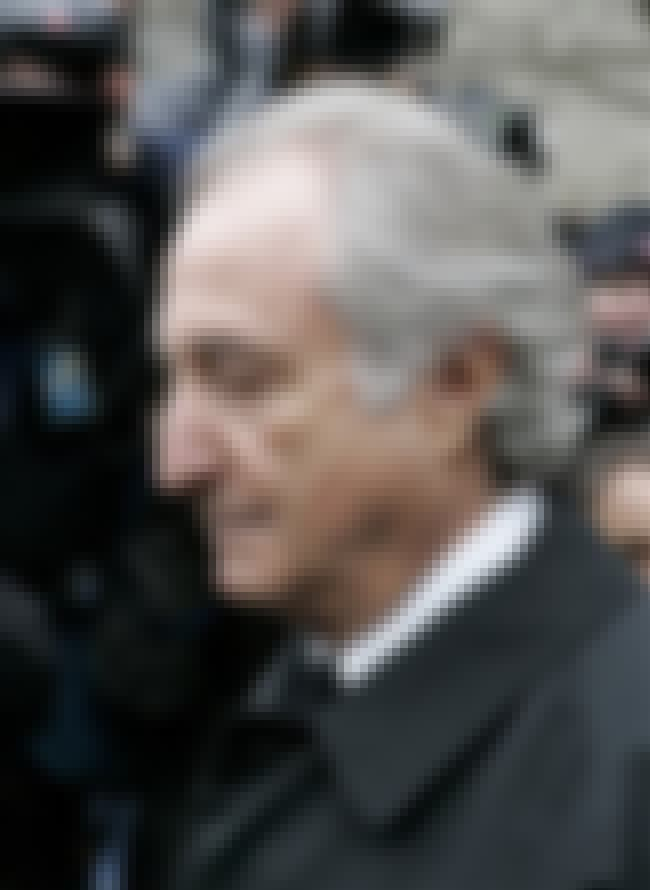 Bernard Madoff is listed (or ranked) 6 on the list Villains We Loved To Hate in 2009