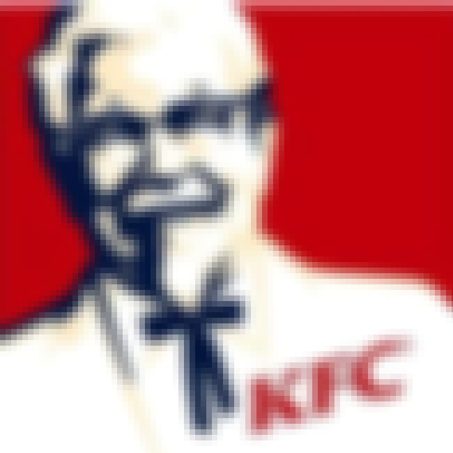 KFC is listed (or ranked) 8 on the list The Top Restaurant Chains in America