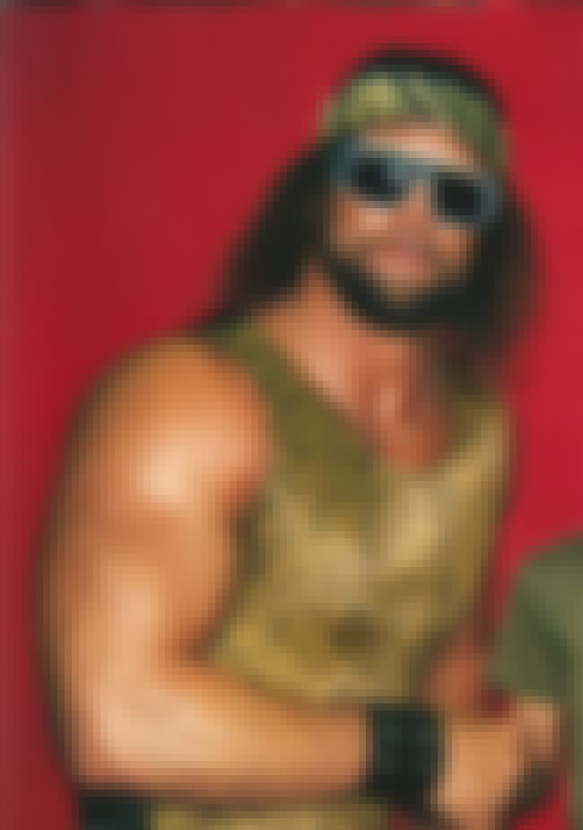 Randy Savage is listed (or ranked) 1 on the list The Best