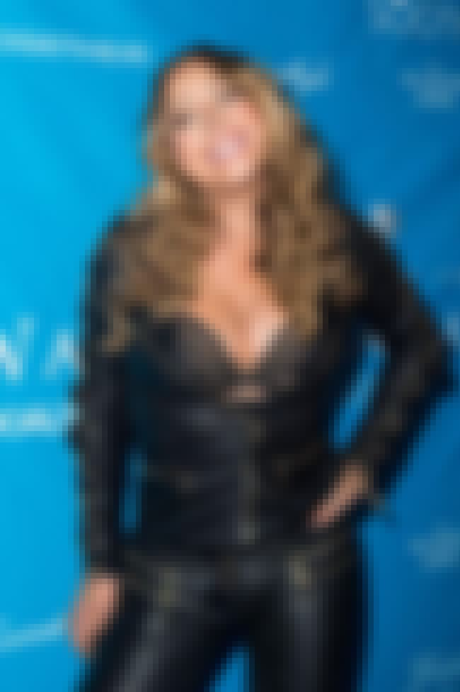 Mariah Carey is listed (or ranked) 7 on the list The 29 Richest African Americans