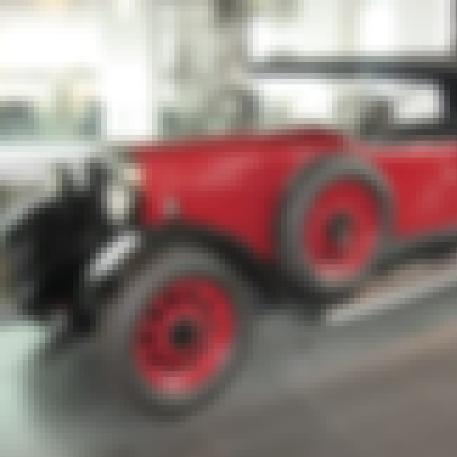 Horch 303 is listed (or ranked) 5 on the list Full List of Horch Models