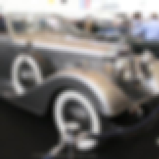 Horch 500 B is listed (or ranked) 8 on the list Full List of Horch Models