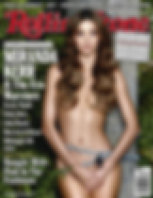 Miranda Kerr is listed (or ranked) 3 on the list The Best Rolling Stone Covers