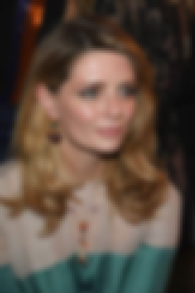 Mischa Barton is listed (or ranked) 8 on the list Famous People with Raspy Voices