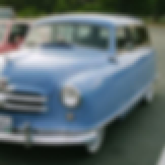 Nash Rambler is listed (or ranked) 4 on the list Full List of Nash Models