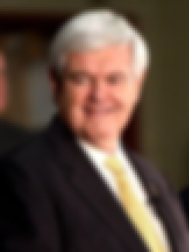 Newt Gingrich is listed (or ranked) 3 on the list Republican Sex Scandals