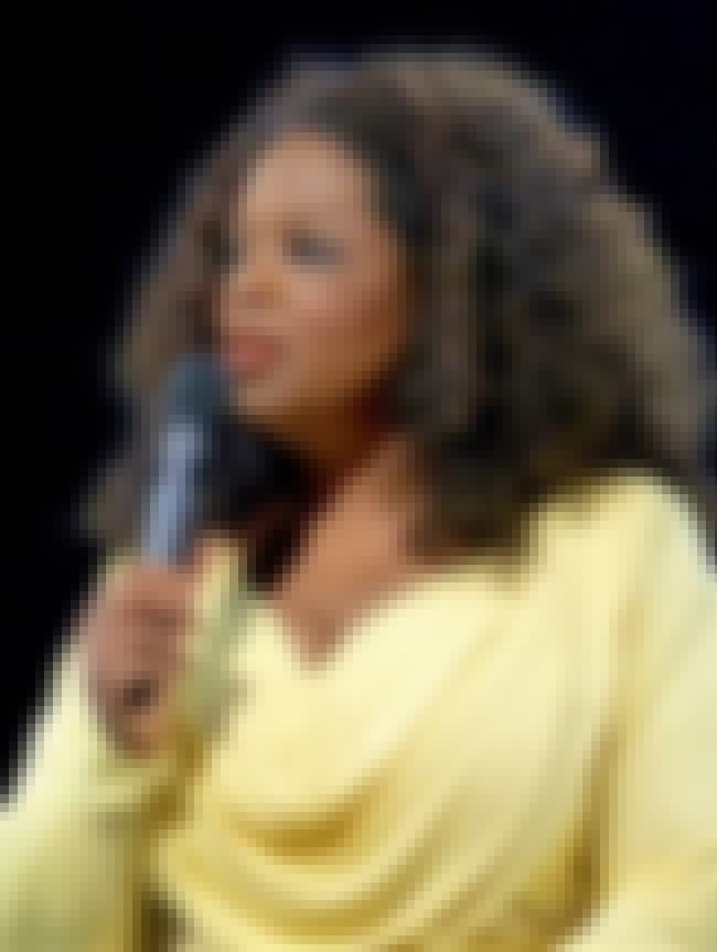 Oprah Winfrey is listed (or ranked) 1 on the list 24 Celebrities Who Are Rape Survivors