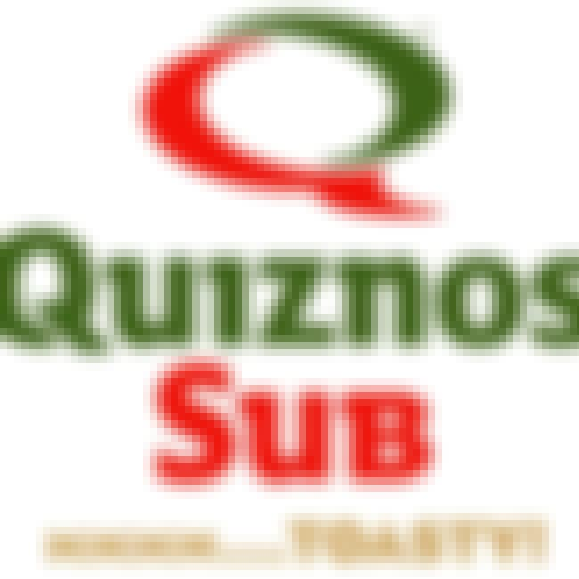 Quiznos is listed (or ranked) 1 on the list The Top Fast Food Brands