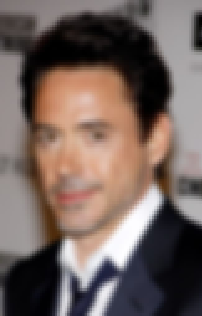 Robert Downey Jr. is listed (or ranked) 5 on the list Famous Friends of Halle Berry