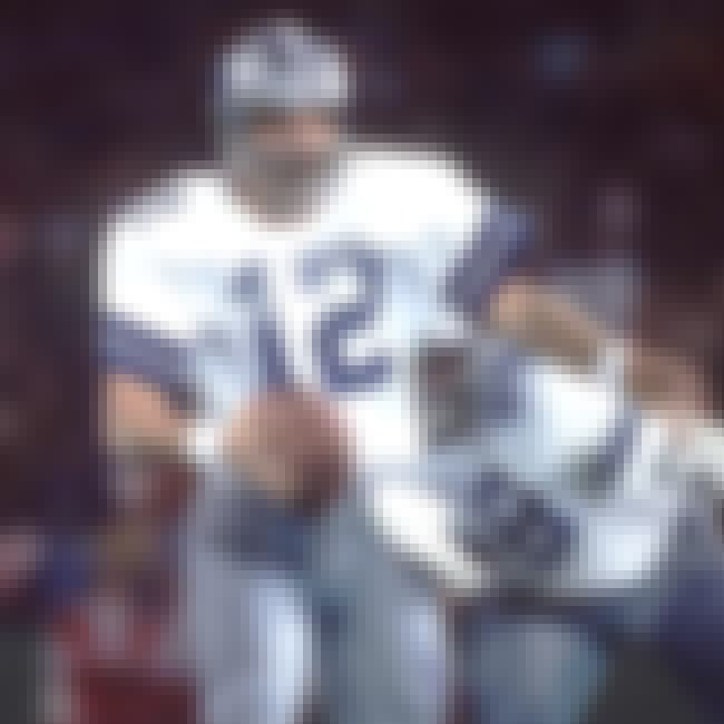 Roger Staubach is listed (or ranked) 2 on the list The Greatest Dallas Cowboys of All Time