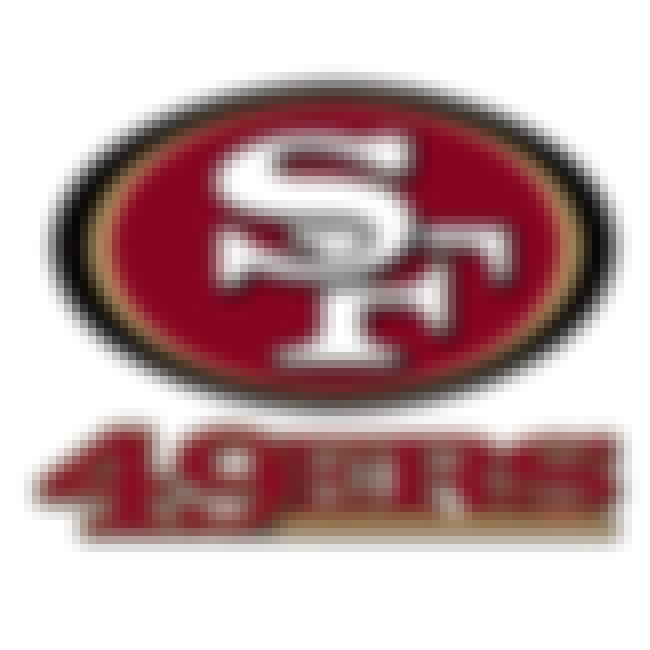San Francisco 49ers is listed (or ranked) 6 on the list The Best Sports Franchises Of All Time