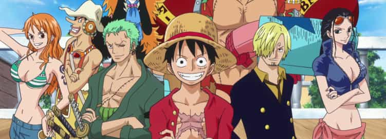 The World of One Piece