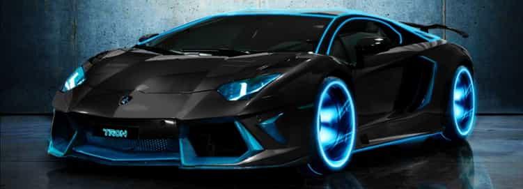 Lamborghini: Follow Your Ears