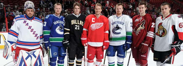 Best NHL Players by Team