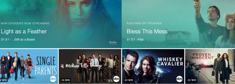 Now on Hulu