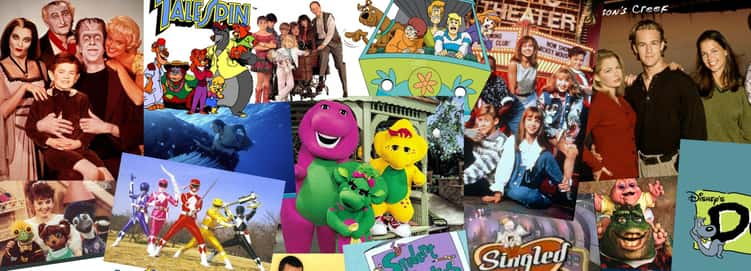 '90s TV We'll Never Forget