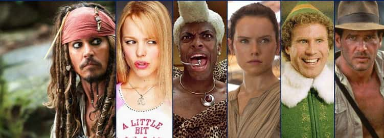 Unforgettable Film Characters