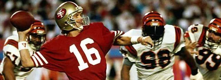 The Best of the 1980s NFL