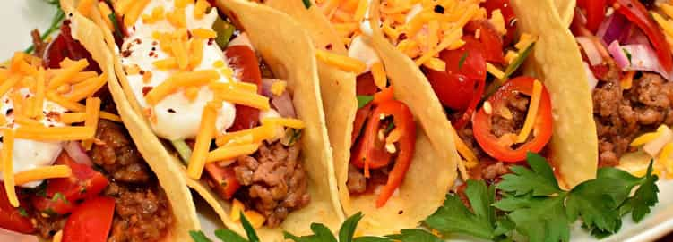 ¡Ñam Ñam! Comida Mexicana