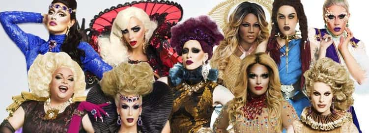 The Rest Is Drag