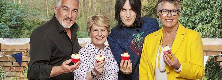 The Great British TV Shows