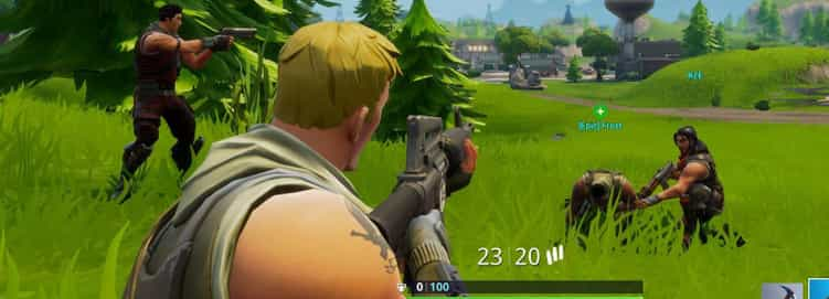 Surviving Fortnite