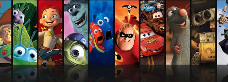 All Things Pixar
