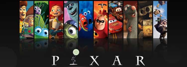All Things Pixar