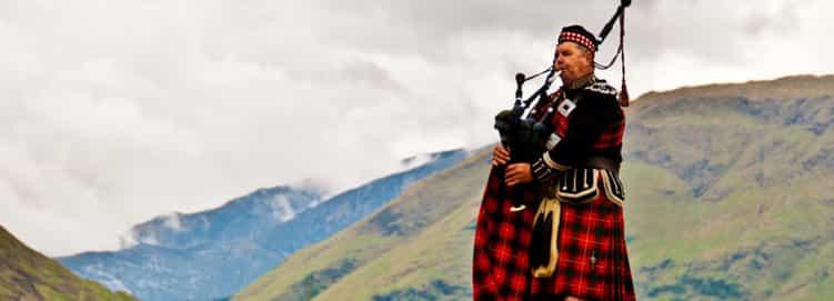 Failte gu Alba Scotland