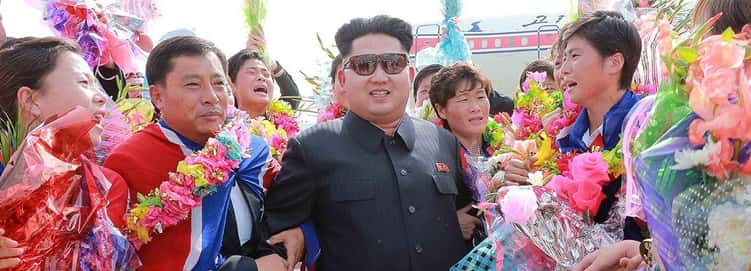Meanwhile, in North Korea...