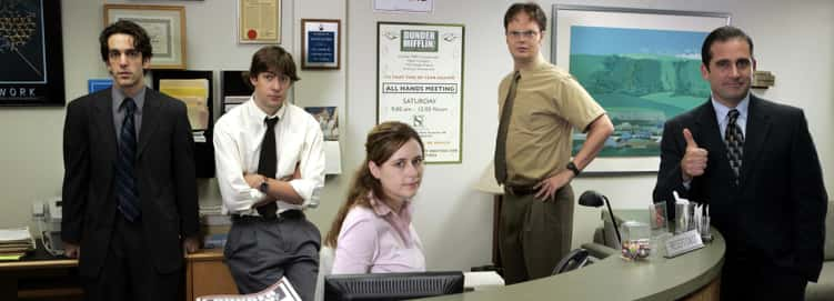 Dunder Mifflin, This Is Pam