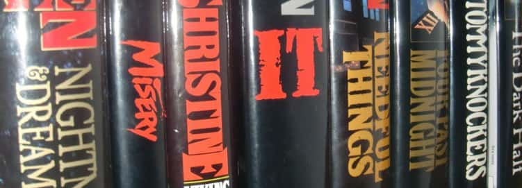 The Dark World of Stephen King