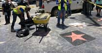 11 Times Hollywood Walk Of Fame Stars Have Been The Subject Of Protest