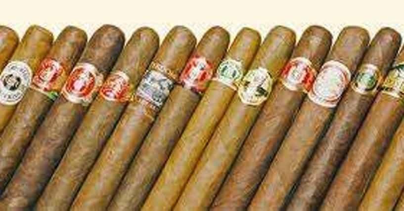 best cigar brands top rated manufacturers of cigars. Black Bedroom Furniture Sets. Home Design Ideas