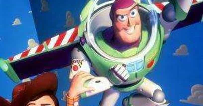 Toy Story Character List : Toy story characters cast list of from